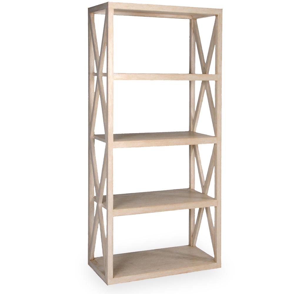 x frame cream bookcases bookcase